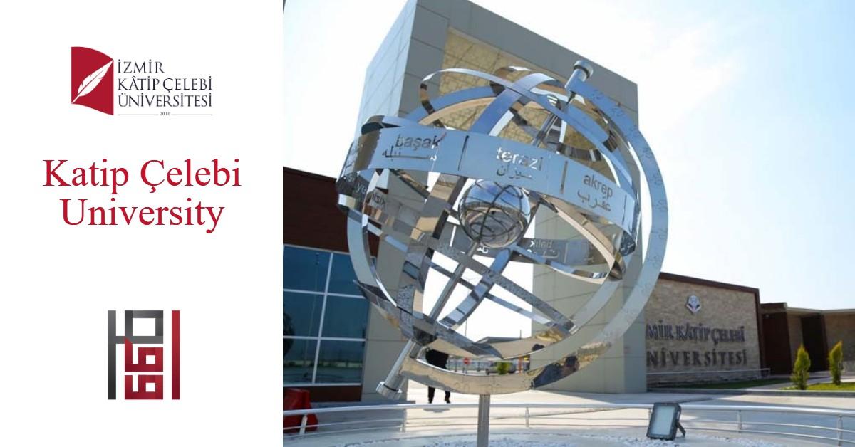 جامعة ازمير كاتب شلبي Izmir Katip Çelebi University