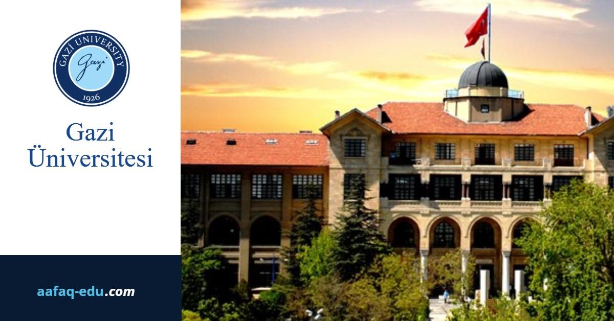 جامعة غازي Gazi University