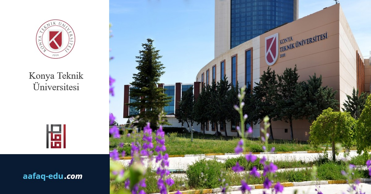 جامعة قونيا التقنية Konya Teknik Üniversitesi