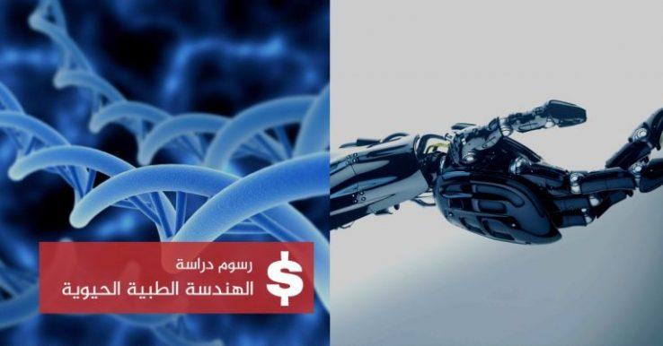 رسوم دراسة الهندسة الطبية الحيوية في تركيا